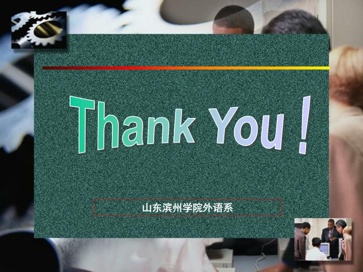 Thank You !
