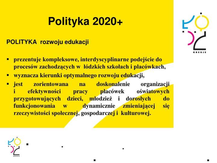 Polityka 20201