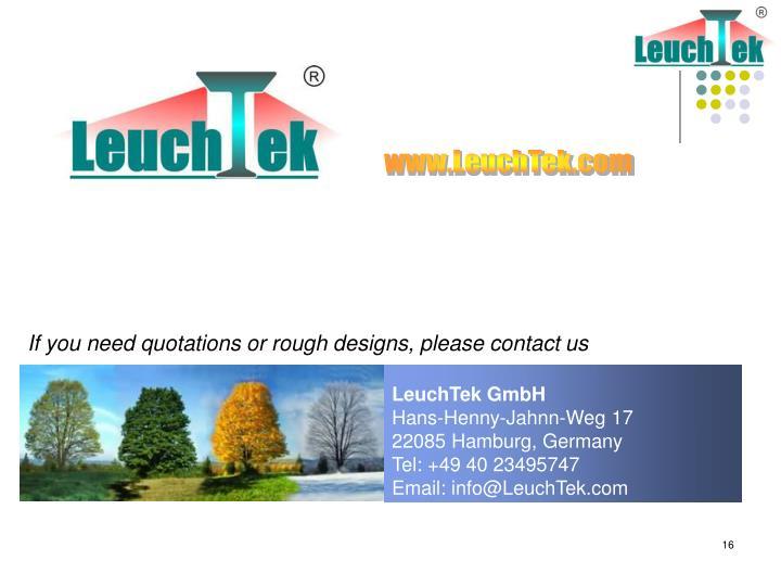 www.LeuchTek.com
