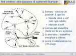 reti wireless ottimizzazione di scatternet bluetooth1