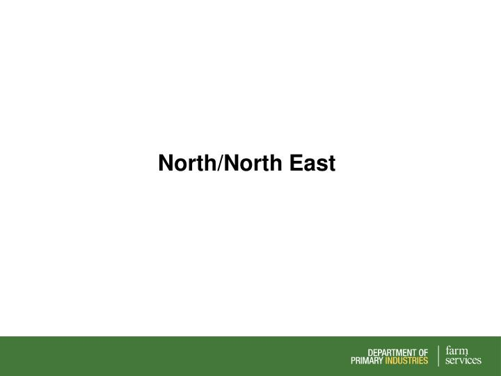 North/North East