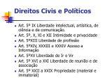 direitos civis e pol ticos1