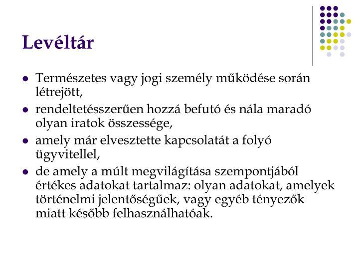 Lev lt r1
