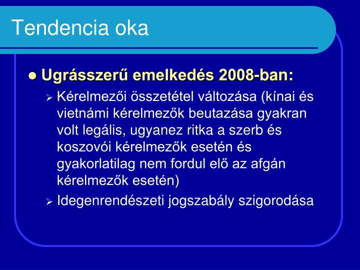 Tendencia oka