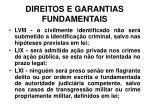 direitos e garantias fundamentais11