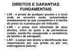 direitos e garantias fundamentais12