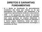 direitos e garantias fundamentais24
