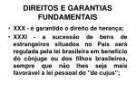 direitos e garantias fundamentais25