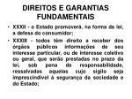 direitos e garantias fundamentais26