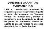 direitos e garantias fundamentais35