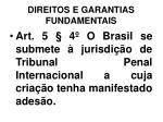 direitos e garantias fundamentais4