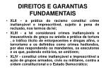direitos e garantias fundamentais7