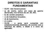 direitos e garantias fundamentais9