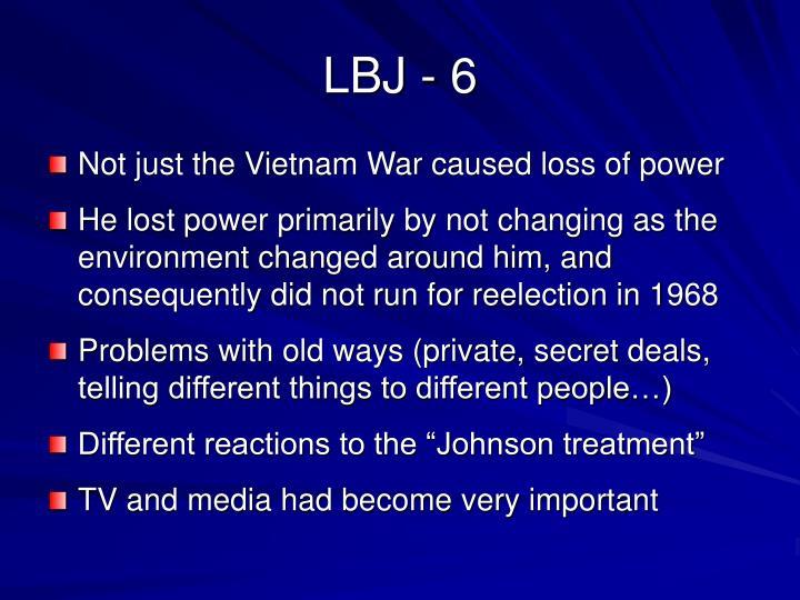 LBJ - 6