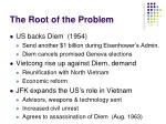 the root of the problem2