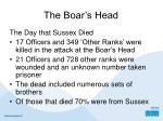 the boar s head1