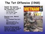 the tet offensive 19681