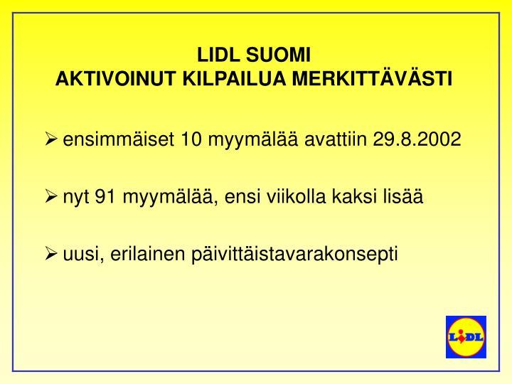 LIDL SUOMI
