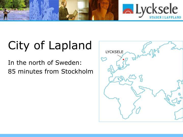City of lapland