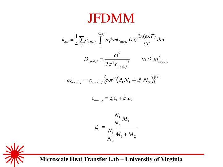 JFDMM