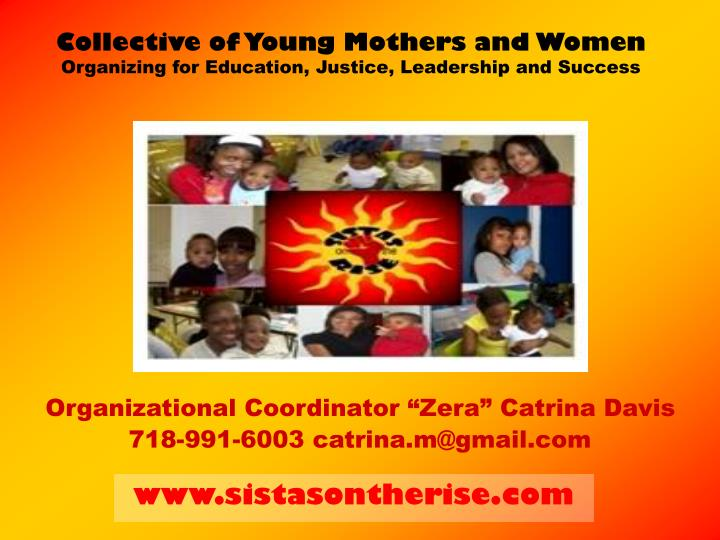 Collective of Young Mothers and Women