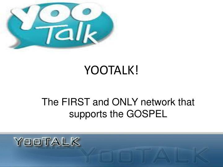 YOOTALK!