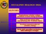 socialinio dialogo ssgg1