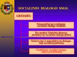 socialinio dialogo ssgg3