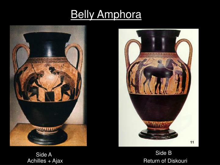 Belly Amphora