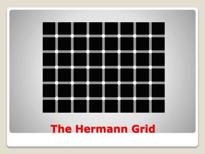 The Hermann Grid