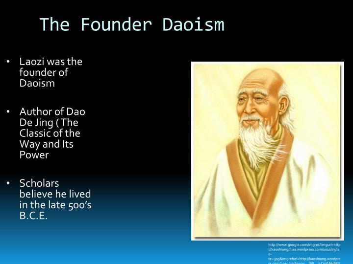 The Founder Daoism
