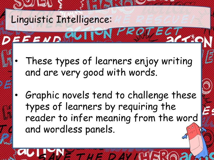 Linguistic Intelligence: