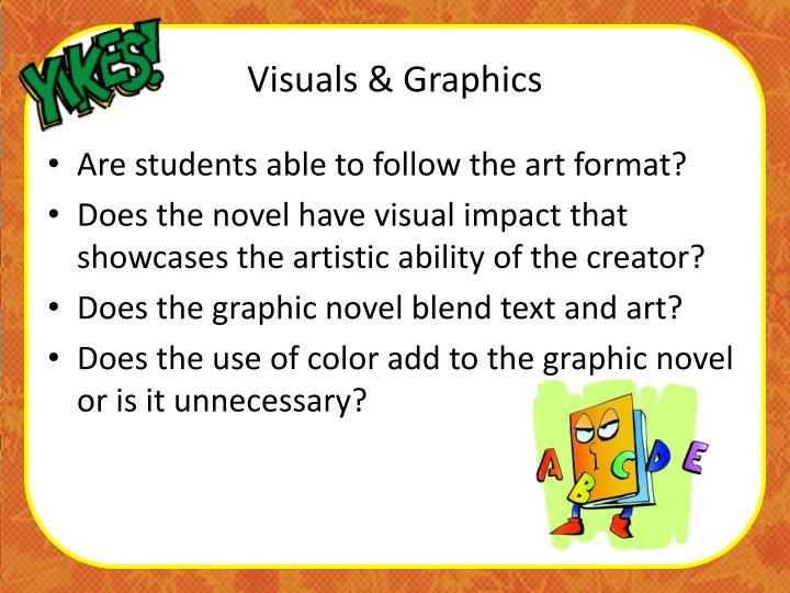 Visuals & Graphics