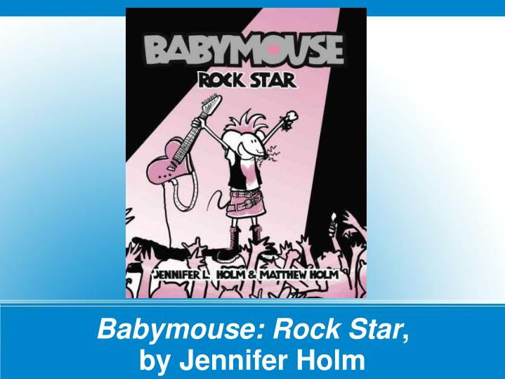 Babymouse: Rock Star