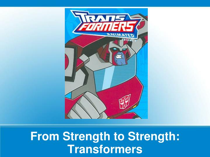 From Strength to Strength: Transformers