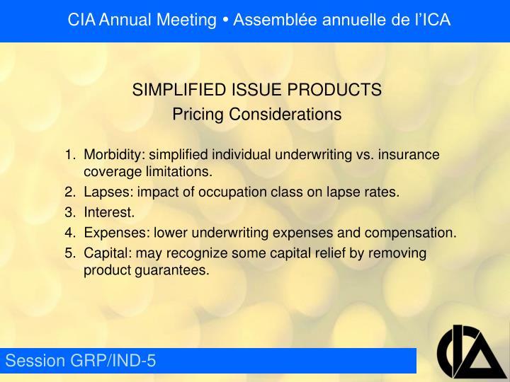 CIA Annual Meeting
