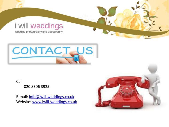 Call: