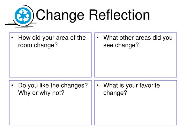 Change Reflection