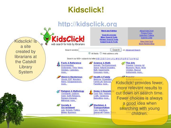 Kidsclick!