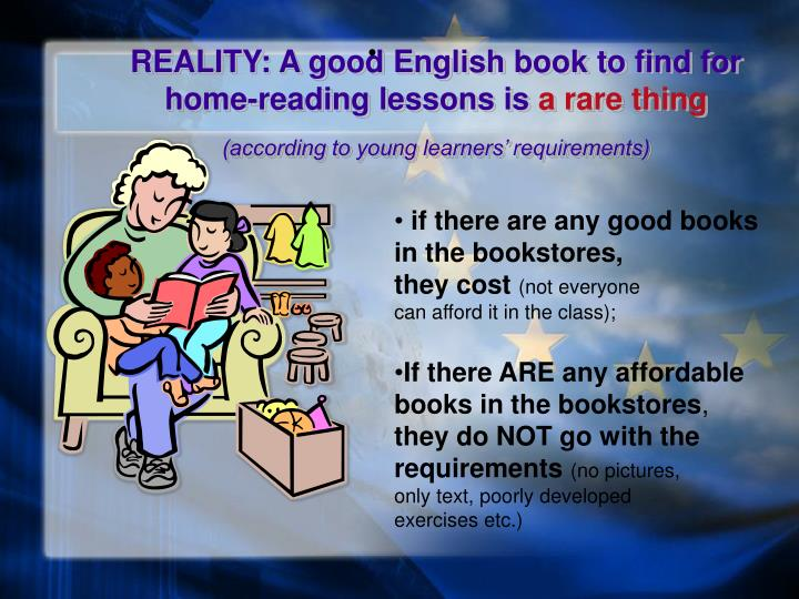 home reading In just 20 minutes per day, parents and family members help their first graders by listening to them read read on to learn about take-home reading programs.