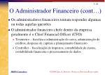 o administrador financeiro cont2