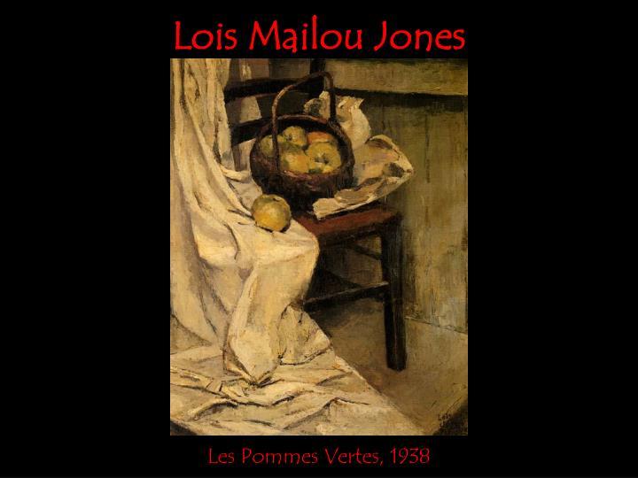 Lois Mailou Jones
