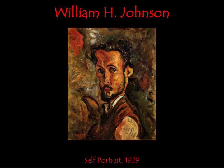 William H. Johnson