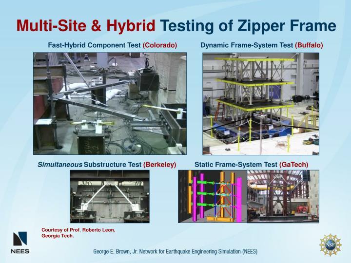 Fast-Hybrid Component Test