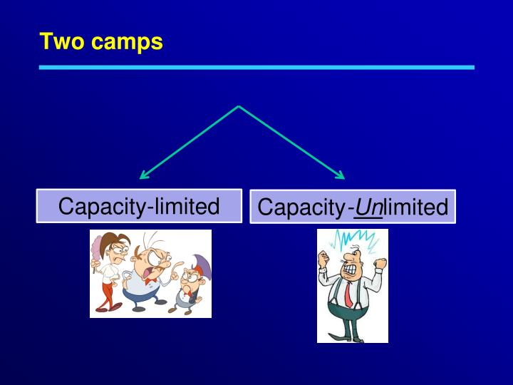 Two camps