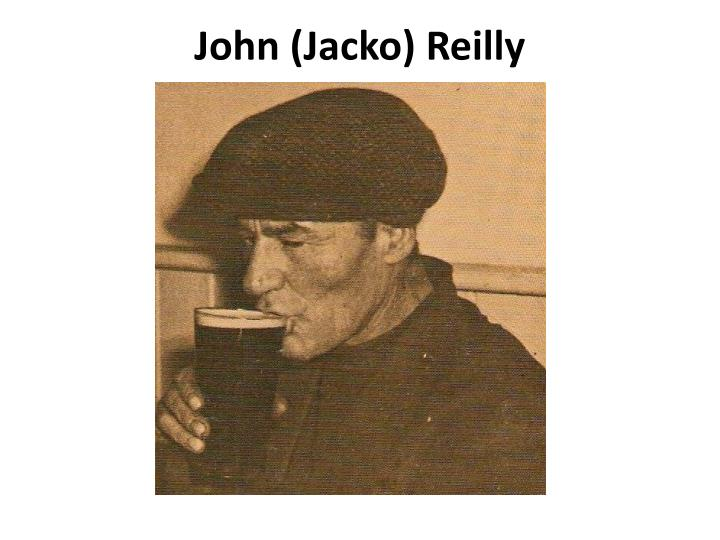 John (Jacko) Reilly