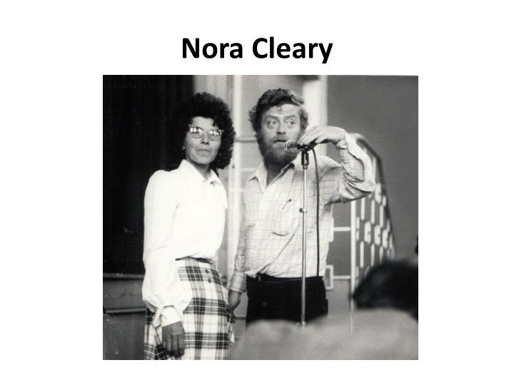 Nora Cleary