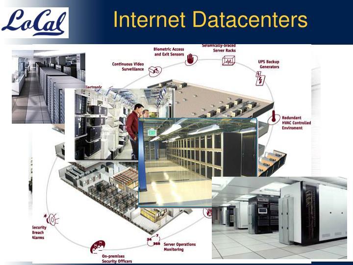 Internet Datacenters