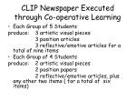 clip newspaper executed through co operative learning2