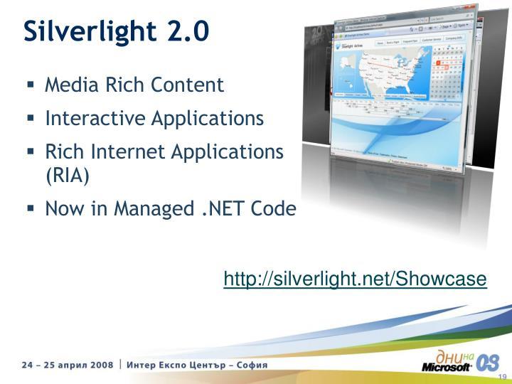 Silverlight 2.0